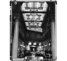 Rome - Alberto Sordi gallery  iPad Case/Skin