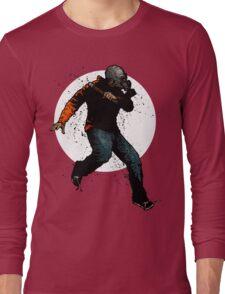 Onward Ever Downwards Long Sleeve T-Shirt