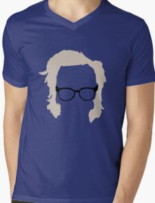 Asimov Mens V-Neck T-Shirt