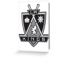 Kings Greeting Card