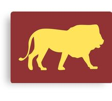 Game of Thrones - House Lannister of Casterly Rock Canvas Print