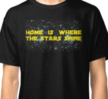 Home is Never That Far Far Away Classic T-Shirt