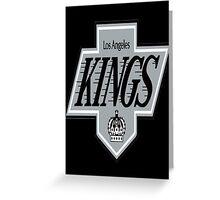 Kings Greeting Card