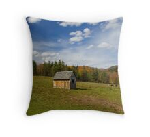 Sonny's Pasture Throw Pillow