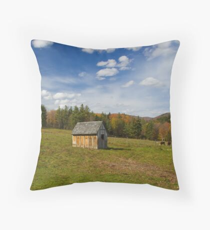 Sonny's Pasture Throw Pillow