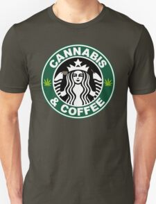 Cannabis and Coffee T-Shirt