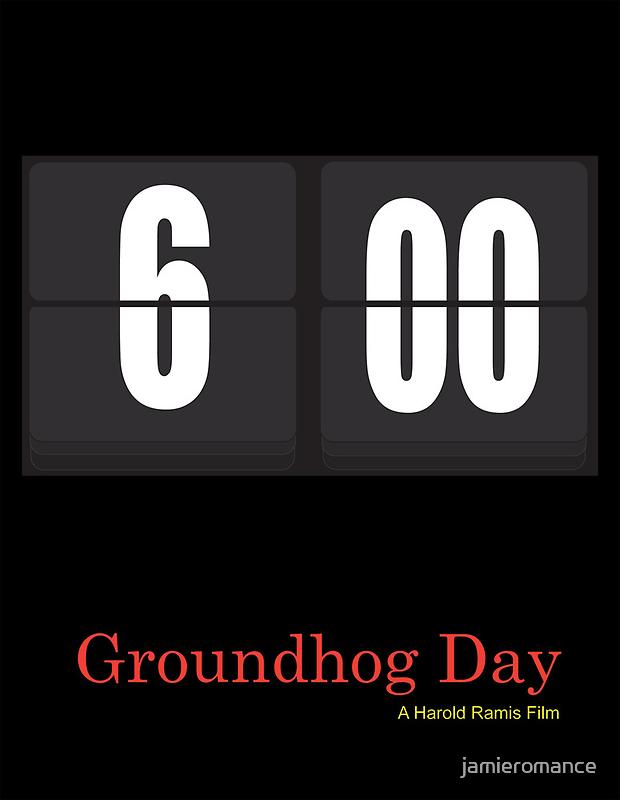 Groundhog's Day by jamieromance