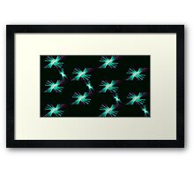 To MY Family - stars all Framed Print