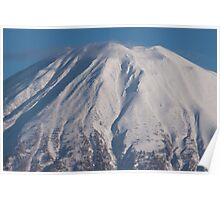 Mount Yotei - Peak Poster