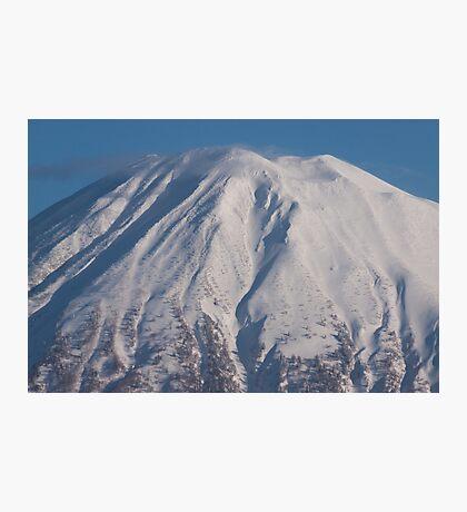 Mount Yotei - Peak Photographic Print