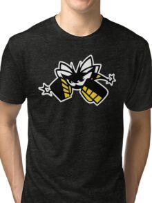 Anderson Silva The Spider Tri-blend T-Shirt