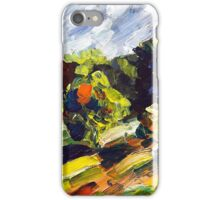 Tree line iPhone Case/Skin
