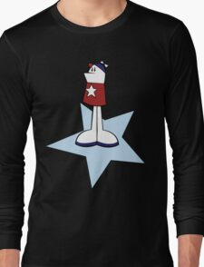 Homestar Runner Long Sleeve T-Shirt