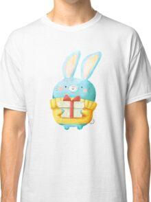 Cute Christmas Bunny Classic T-Shirt