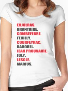 Friends of The ABC Women's Fitted Scoop T-Shirt