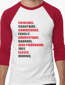 Friends of The ABC Men's Baseball ¾ T-Shirt