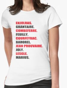 Friends of The ABC Womens Fitted T-Shirt