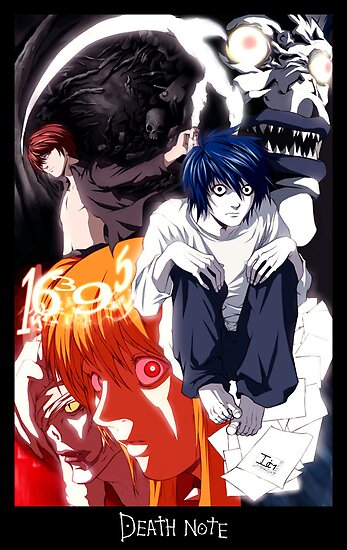 DEATHNOTE-- Teleology of Death by Darkchildx2k