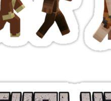 Minecraft - Minevolution Sticker