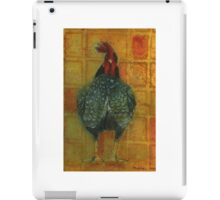 """""""Rooster"""" iPad Case/Skin"""