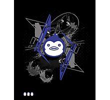 Mawaru PenguinDrum T-shirt Photographic Print