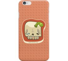 Dead Meat Skullworm iPhone Case/Skin