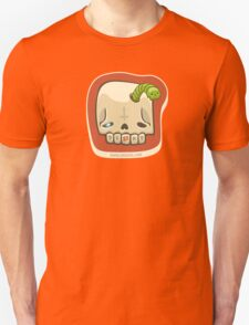 Dead Meat Skullworm Unisex T-Shirt