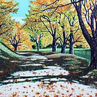 'This Glorious Day' - Paintings of Western North Carolina by Jerry Lee Kirk by Jerry Kirk