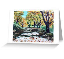 'This Glorious Day' (Bass Lake) Greeting Card
