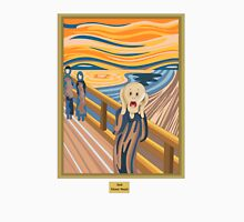 The Scream by Munch Unisex T-Shirt