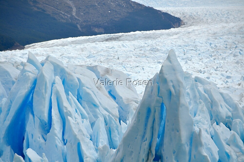 Glacial Beauty by Valerie Rosen