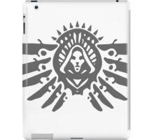 """Batman Arkham City """"Zsasz Neck Tattoo"""" iPad Case/Skin"""