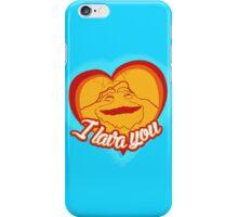 I Lava You (Heart) iPhone Case/Skin