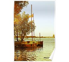 Wolfe Island Poster