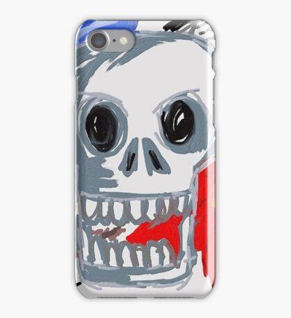 Skull and Fauna iPhone Case/Skin