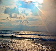 A surfer's paradise - Wrightsville Beach by akbtl