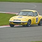 Lotus Elan by Willie Jackson