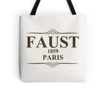 Faust 1859 Paris Tote Bag