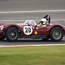 Maserati A6 GCS by Willie Jackson
