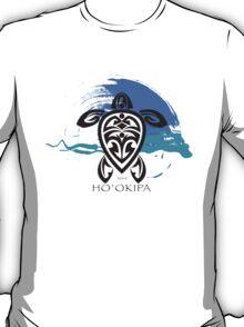 Tribal Turtle Ho'okipa, Maui T-Shirt