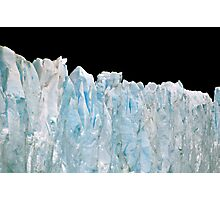 Glacial Elegance Photographic Print