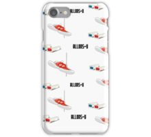 Doctor Who Tenth patterns iPhone Case/Skin