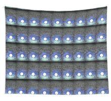 White Net Wall Tapestry