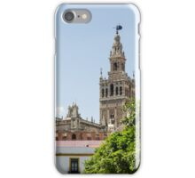 La Giralda, Seville, Spain  iPhone Case/Skin