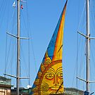 Sunshine Sail by Lee d'Entremont