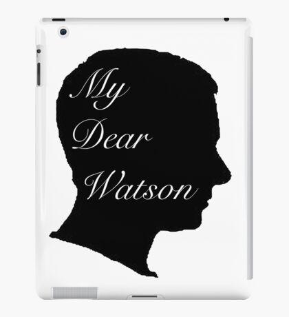 My Dear Watson iPad Case/Skin