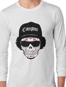 Eazy E: Straight Outta Redbubble Long Sleeve T-Shirt