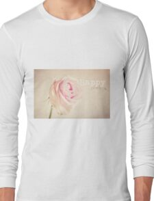 You'll Find Me (birthday) Long Sleeve T-Shirt