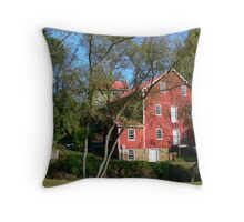 Wallace-Cross-Mill_3 Throw Pillow