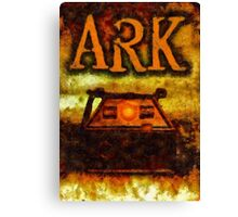 Ark by Pierre Blanchard Canvas Print